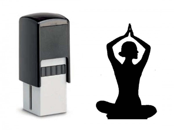 Bonuskartenstempel « Yoga »