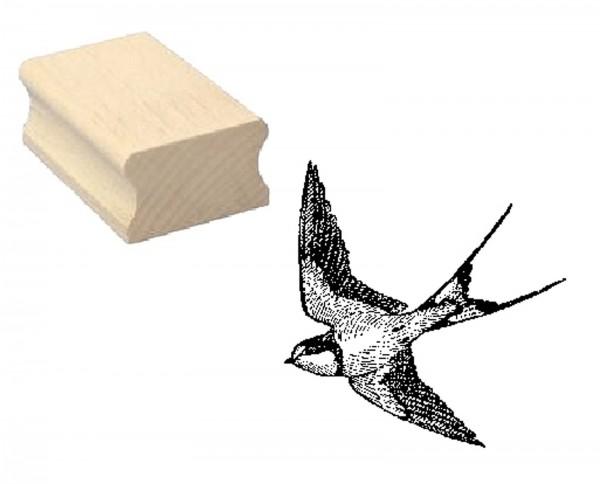 Motivstempel « fliegende SCHWALBE »
