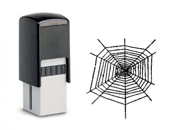 Bonuskartenstempel « Spinnennetz »