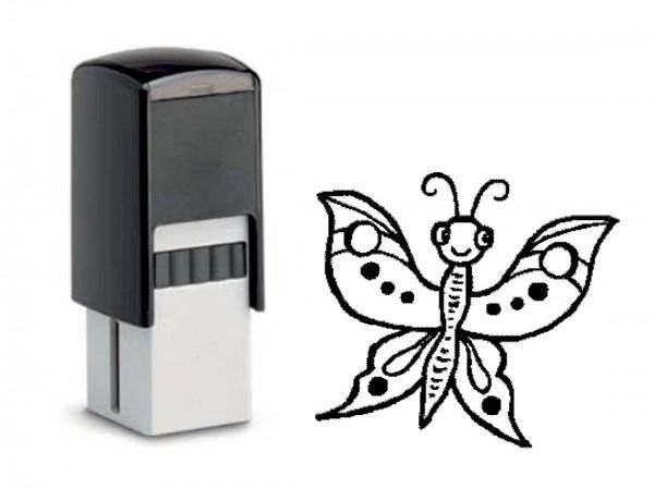 Bonuskartenstempel « Schmetterling »