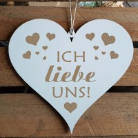 Deko Anhänger « DIE SCHÖNSTEN HÜHNER DER WELT 04» Geschenk Dekoration Huhn Liebe