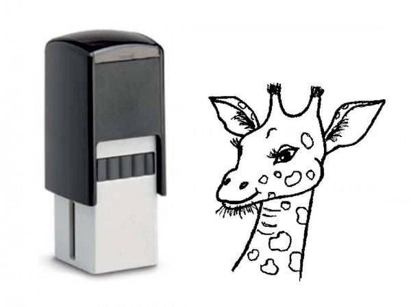 Bonuskartenstempel « Giraffe »