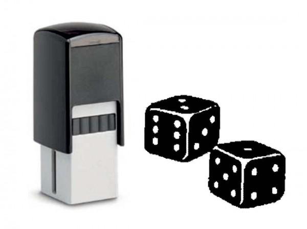 Bonuskartenstempel « Würfel »