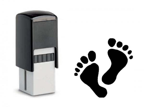 Bonuskartenstempel « Füße »