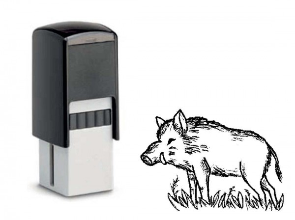 Bonuskartenstempel « Wildschwein »