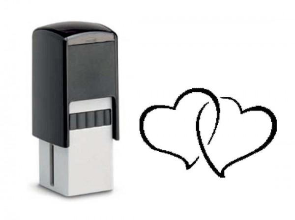 Bonuskartenstempel « Herzen »