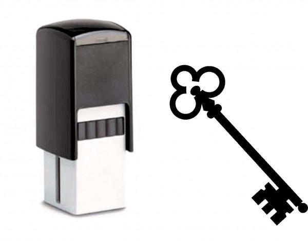Bonuskartenstempel Schlüssel - 10 x 10 mm