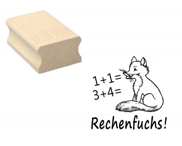 Lehrerstempel « Rechenfuchs »